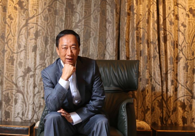 【遠見獨家專訪二小時】郭台銘:我要做大破大立的總統!