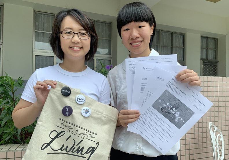 她靠超強英文申請上西班牙頂尖商學院,畢業年薪上看兩百萬台幣