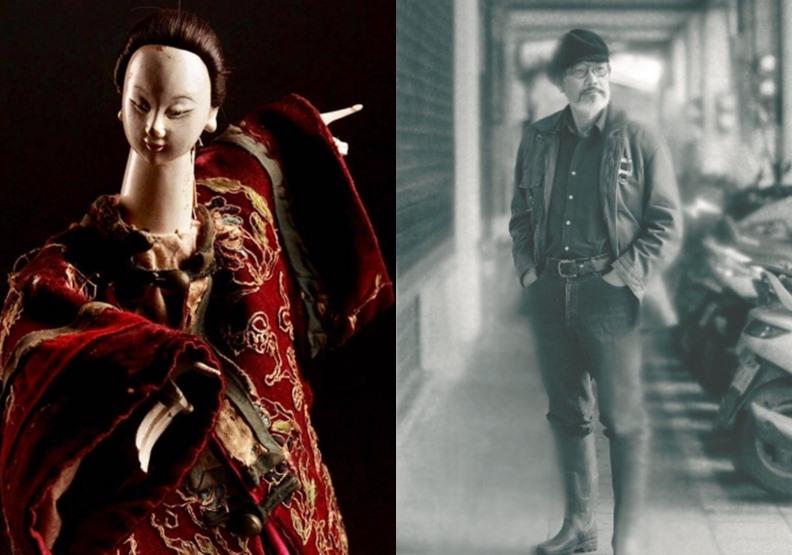 36年的戲偶收藏之路:美學,是你與土地之間的感覺