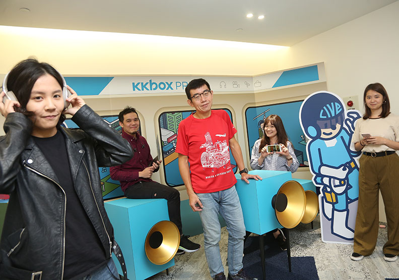 KKBOX Prime整合娛樂需求  聽歌、追劇、購票一次滿足
