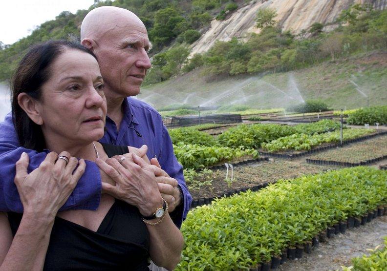 真正的偉大!巴西夫婦花20年種樹造林,讓荒地恢復生機
