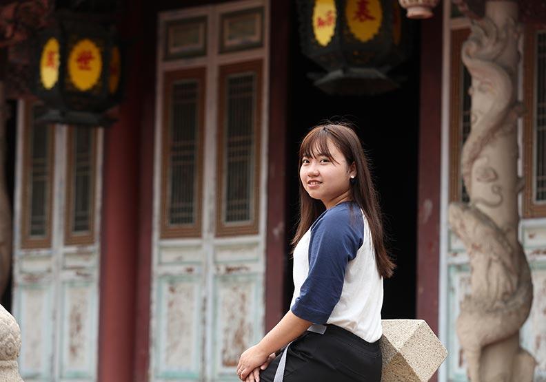 新二代難解的三道習題 劉千萍:我是百分百台灣人