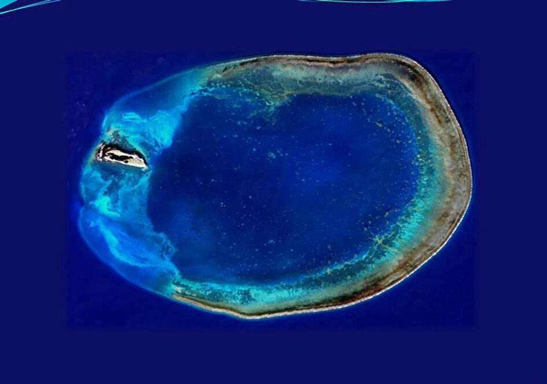 徐國勇承認「衝動」!台灣最美的環礁暫時逃過一劫