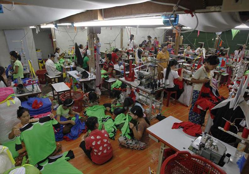 全球的血汗產業!多數成衣工廠薪資未達生活所需