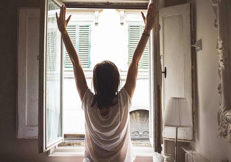 壞心情日:完成起床打扮,面對一天,你就很棒了!