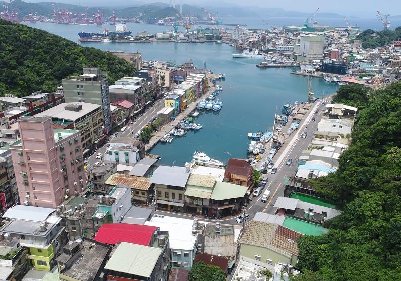 「基隆濱海風景特定區」第一家民宿,「粼島旅宿」核准設立了!