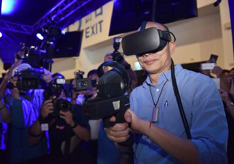 以體感科技打造未來智慧城市 重工業高雄華麗轉身