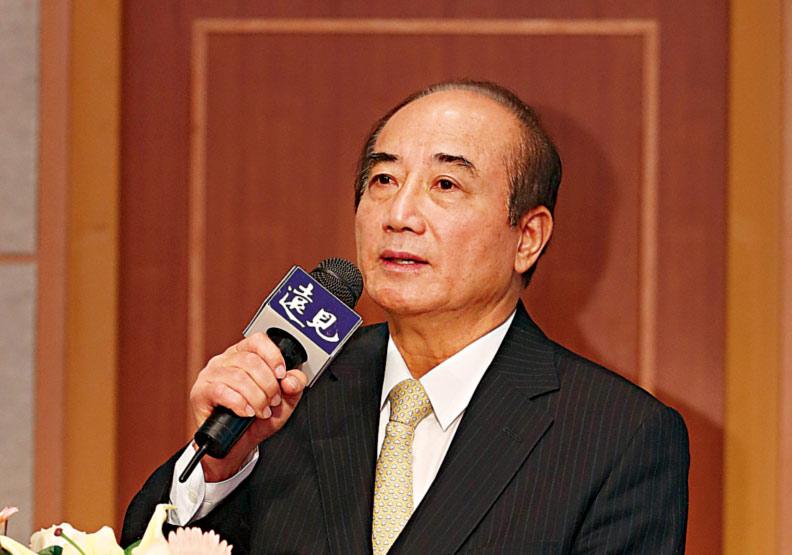 震撼彈!王金平拒絕參加「奇奇怪怪」的黨內初選