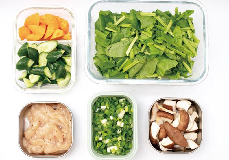 事先備料減少時間壓力!讓料理速度更快的 4 個絕招