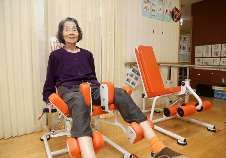 老年病患應保持適當體重