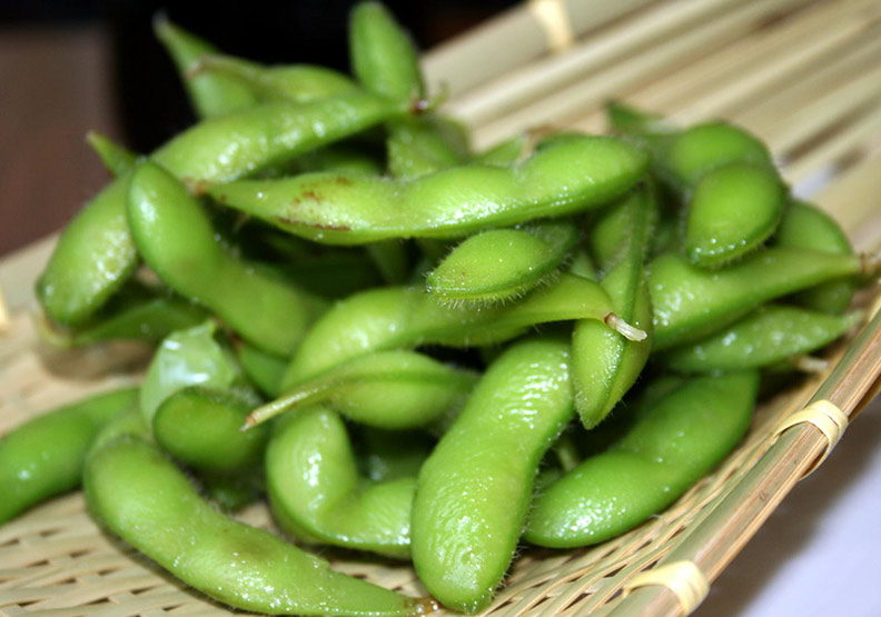 「植物肉」毛豆營養價值高,烹煮時一個動作就能減少脹氣發生