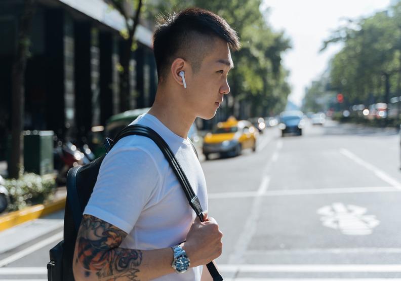 一件襯衫創辦人 黃山料:我喜歡在城市散步、人擠人的感覺