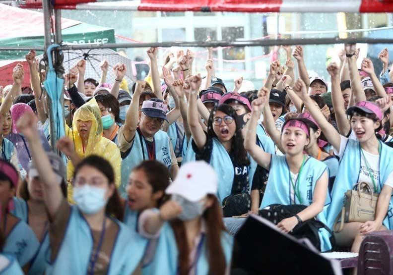 「空服想回來也沒得飛」長榮公布7月航班取消狀況