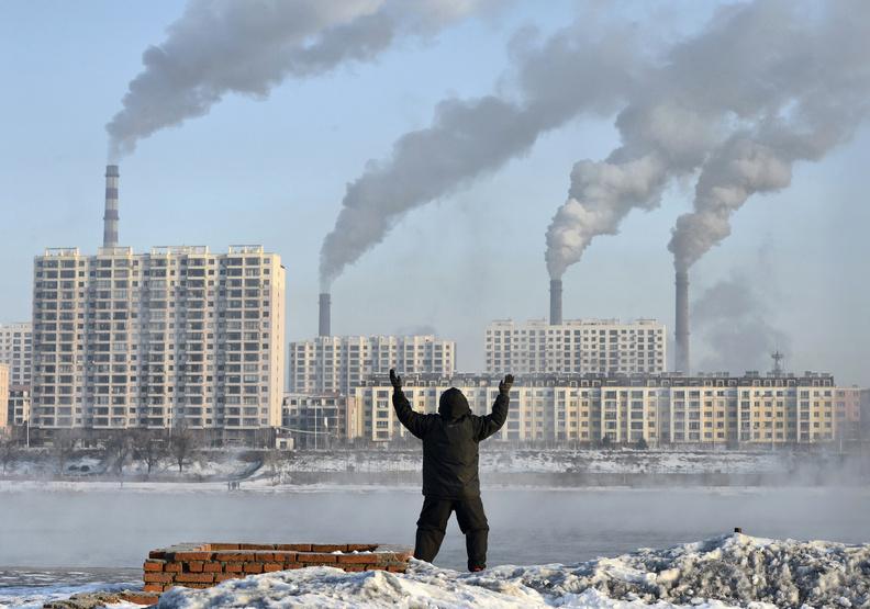 全球百大空汙城市,中國、印度包辦九成!