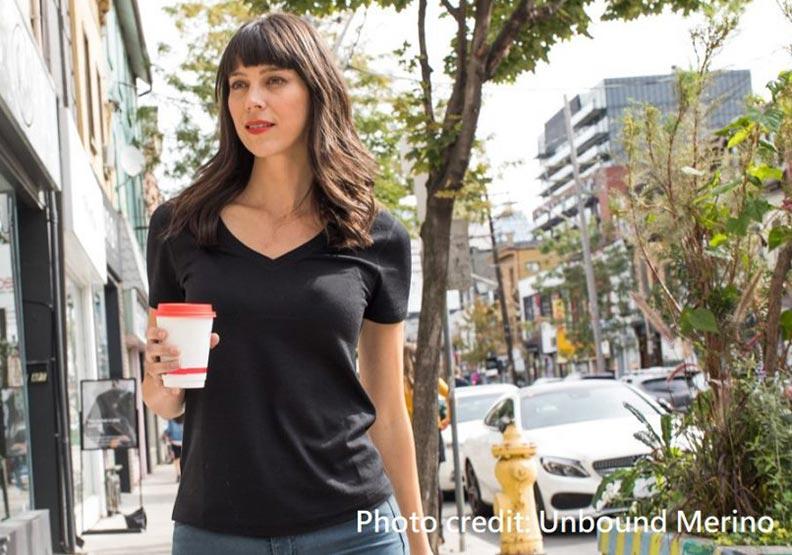 連穿100天不洗也不會發臭的T恤?時尚與環保的新革命
