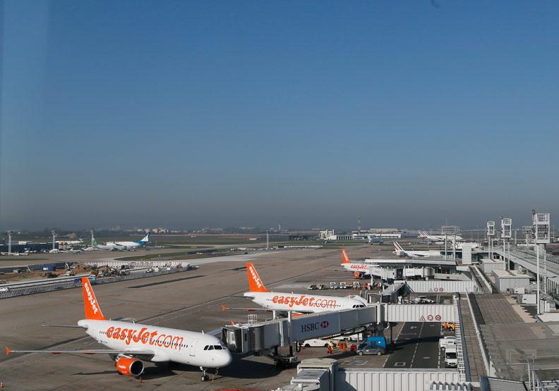 班機延誤風險翻倍 全球航空業盼提升航管系統