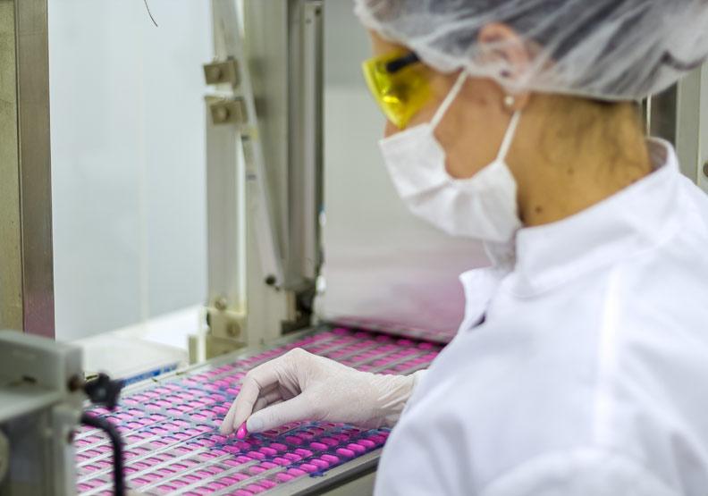 中國製藥業大躍進 西方大藥廠剉咧等