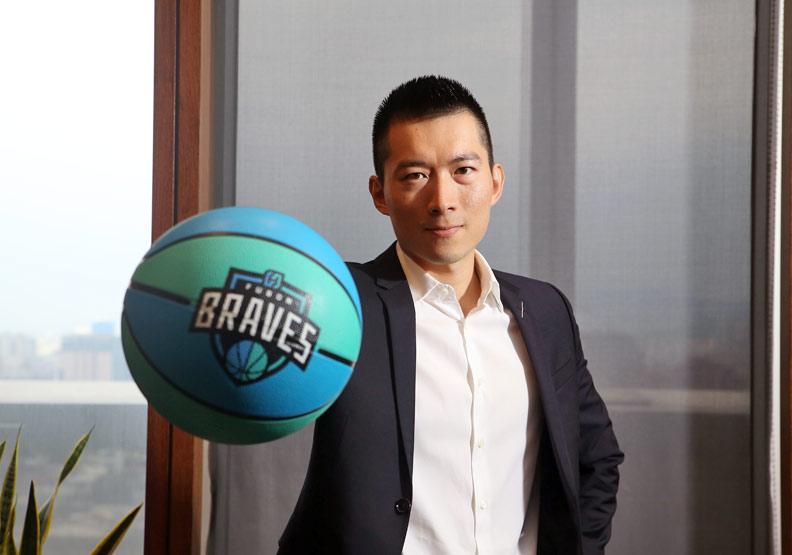 從桌球打到籃球 蔡家人都熱愛運動