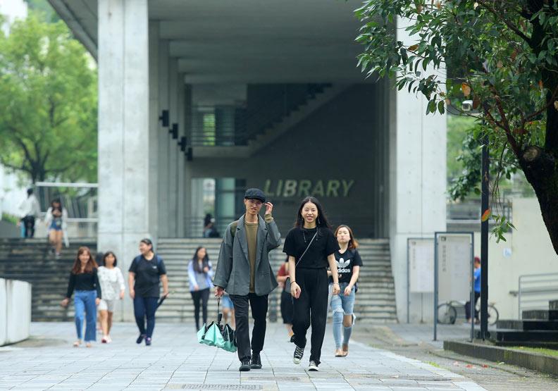 《遠見》最佳大學排行榜:公私立大學排名鬆動 2私校進步最多