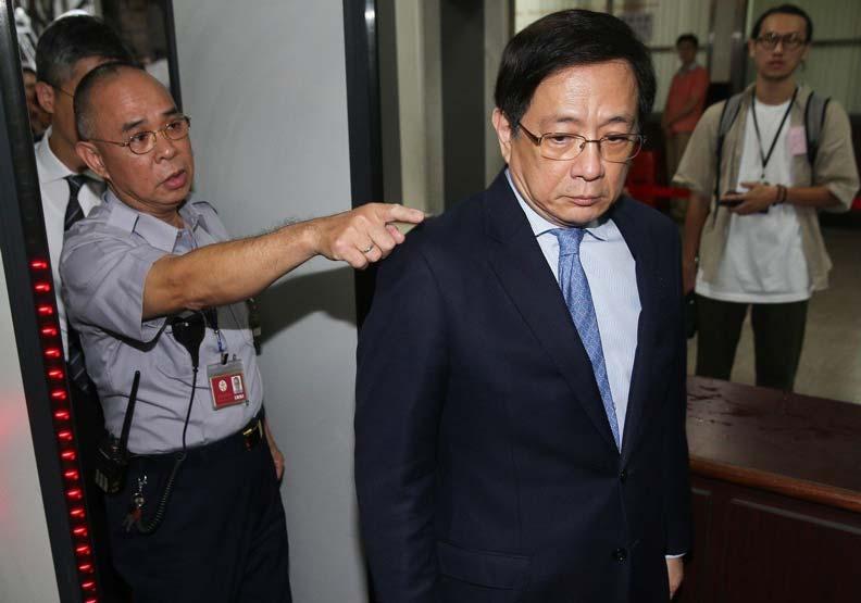面對公懲會 管中閔聲明:希望我是遭受政治迫害的最後一人