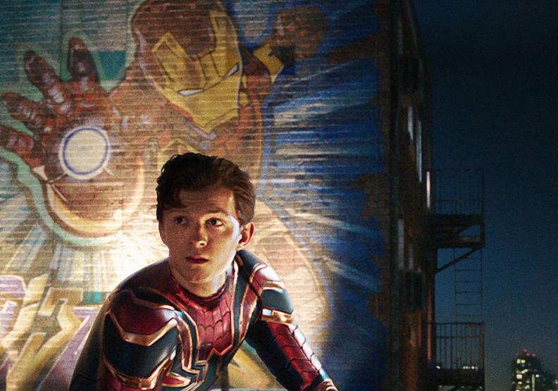 《蜘蛛人:離家日》:最美好的回憶,是活在心底的印記