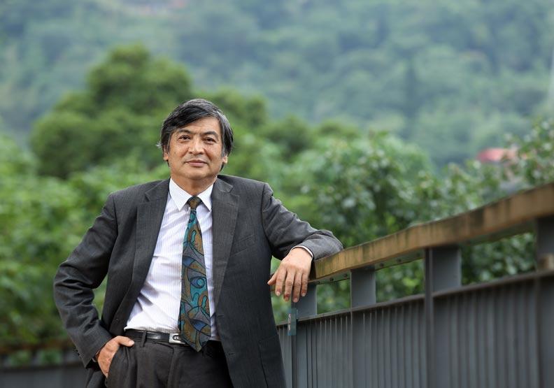 政治大學校長郭明政:我是狂妄的革命家