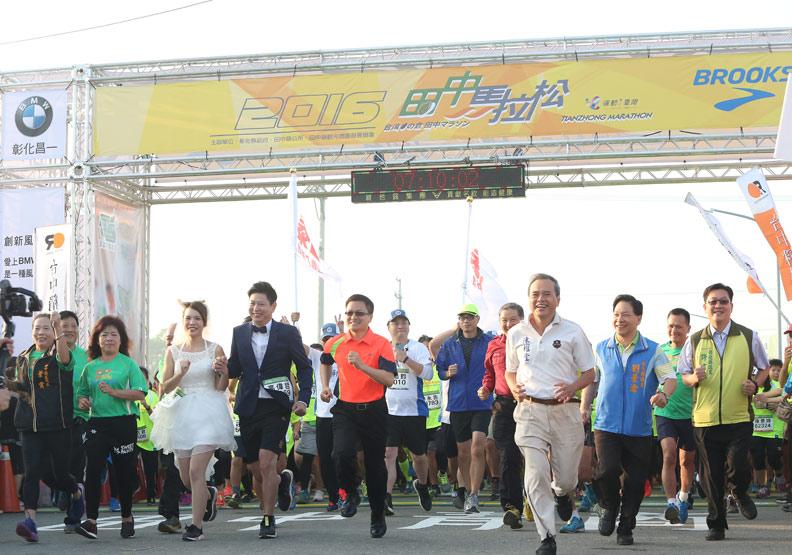 跑者應注意防範下肢傷害