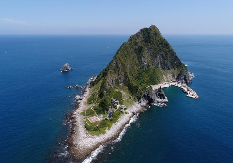 封島五年重新開放!20分鐘直達台灣龍珠「基隆嶼」