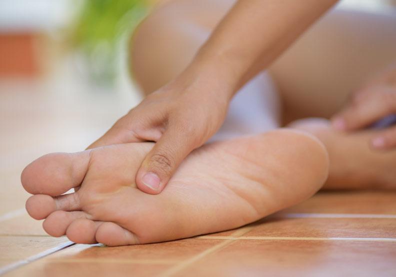 勇敢面對足底筋膜炎,95%的人能獲得大大改善!