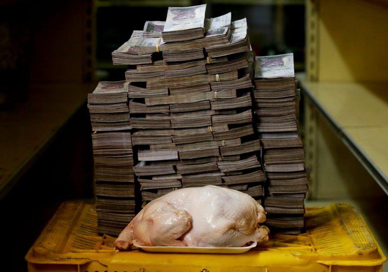 窮得只剩下錢?委內瑞拉通膨至今的慘痛代價