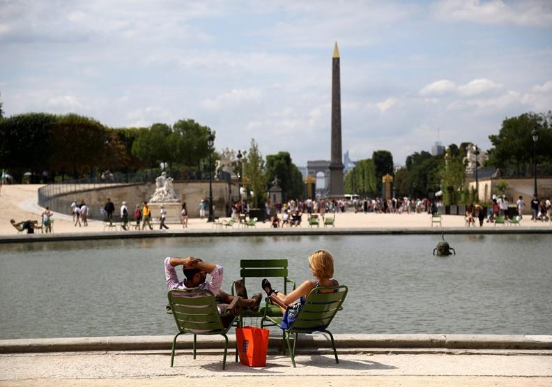 沒有冷氣的法國人,如何熬過2019熱浪?