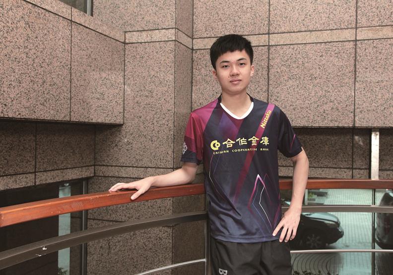 擊敗中國名將奪冠!林昀儒:我也許有天賦,但更多的是自律和努力