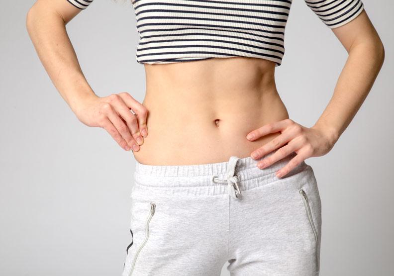 瘦子也可能有!消滅多餘腹部脂肪的 5 個關鍵