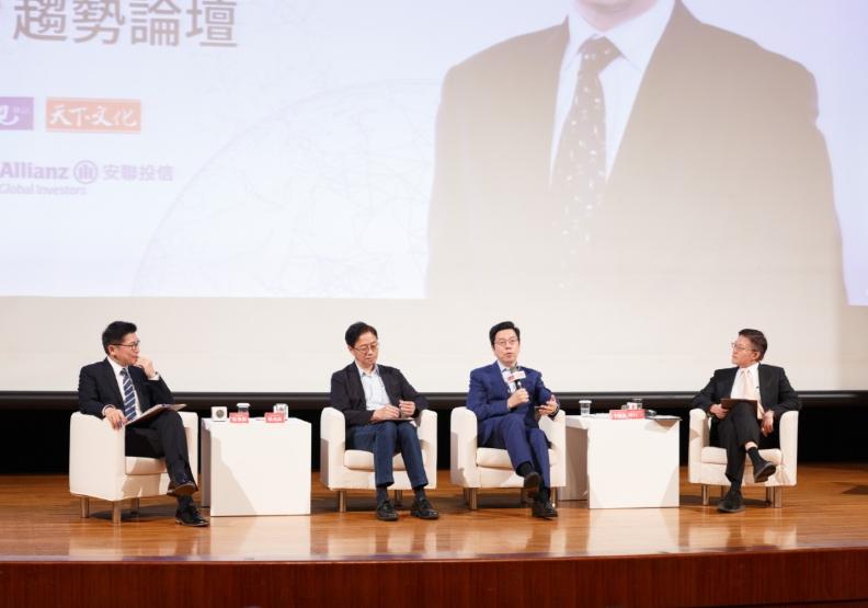 AI發展路徑成形  台灣優勢戰略加快布局