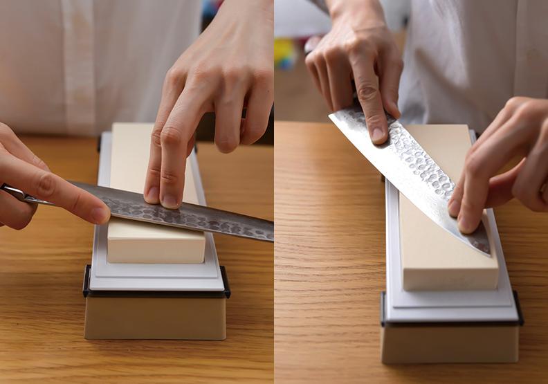 磨刀「這角度」最好!簡易磨刀法讓你新手變上手