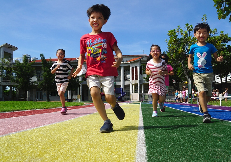 校園即樂園 潘孟安這樣改造學校