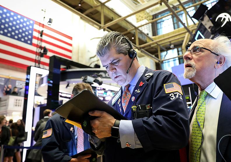 美國經濟擴張121個月,投資人驚喜又害怕