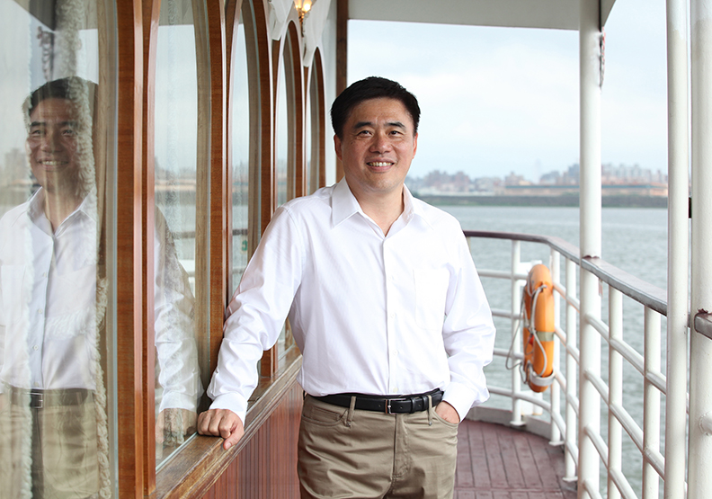 守護中華民國的生命之旅