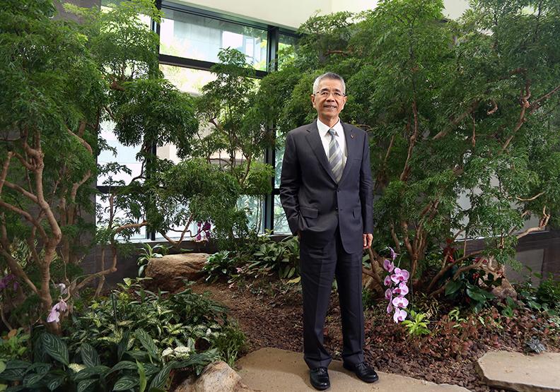 周俊吉笑談交棒董座︰我不想變成上市公司「老賊」
