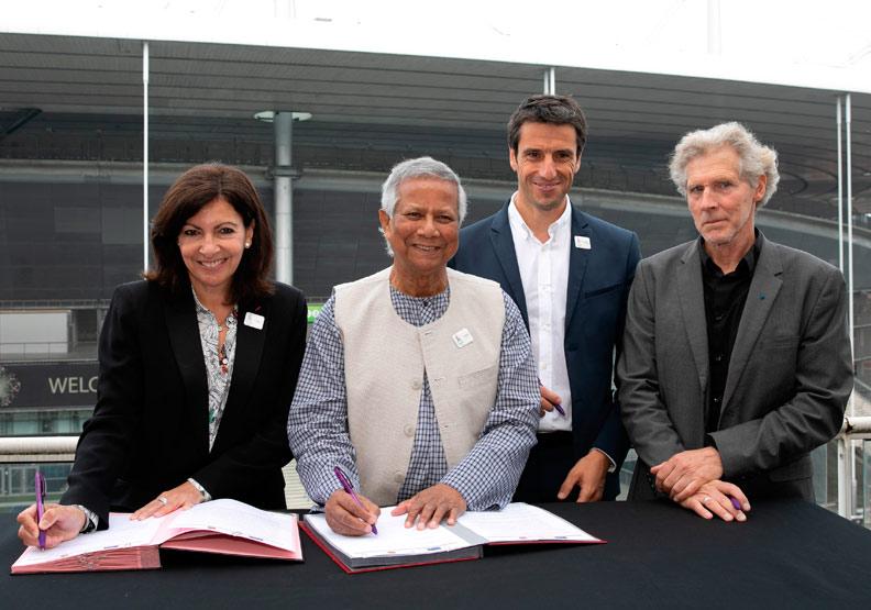 史上第一次社企奧運  2024巴黎奧運如何辦到?