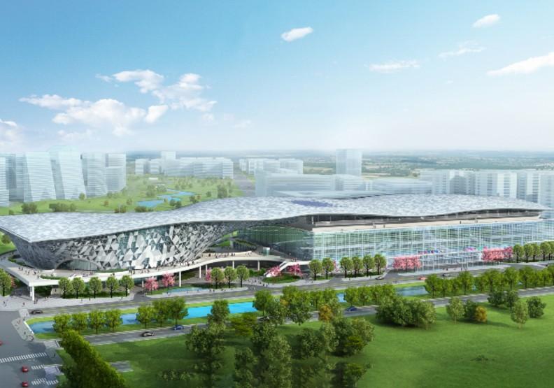 智慧城市大躍進  水湳國際會展中心動工