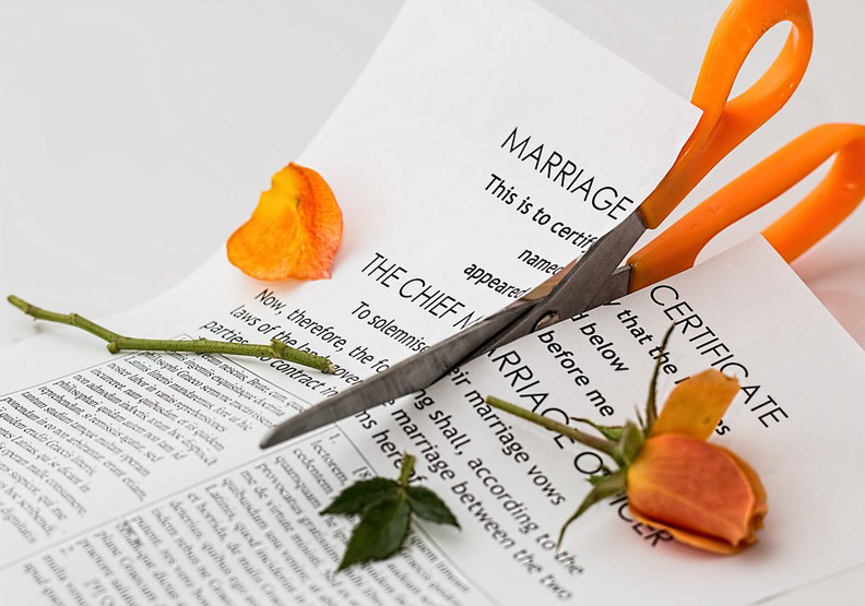 囚禁著女生的一句話:離婚等於失敗