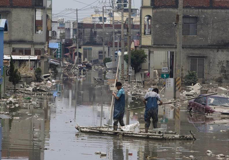 莫拉克風災十年省思,你該知道的八件事!