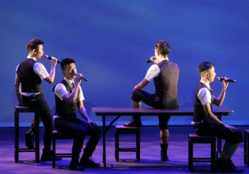 台灣美聲首度唱進瀨戶內,幕後推手竟是一家基金會?