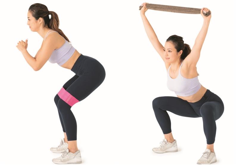 不是瘦就有女人味!簡單 2 組動作打造完美腰臀比