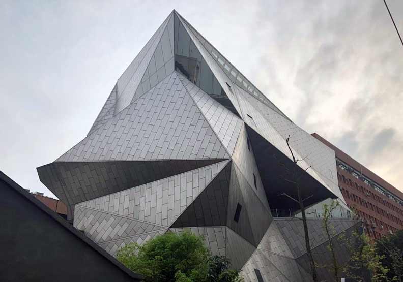 新建美術館遭人嫌醜...台師大:「我們有不同的靈魂」