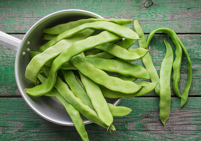 「豆中之王」扁豆防癌又抗氧化,料理搭配這食材功效加乘