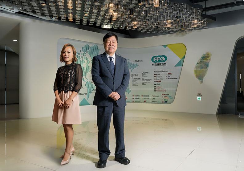 朱志洋:當老闆很苦,我也還在學✕朱姵穎:爸爸創業精神,我學到八成