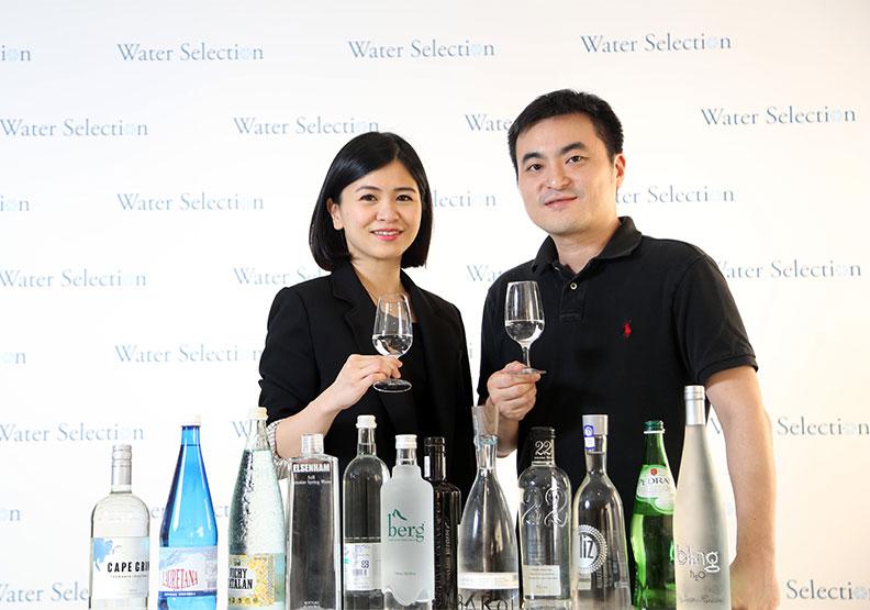 台灣品水師全球第二多 教你喝水喝出千滋百味