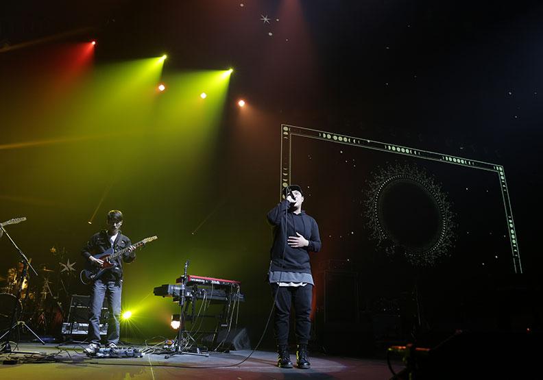中華電信5G視聽革命  演唱會原汁原味搬進你家